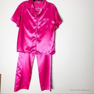 valerie stevens pajama set